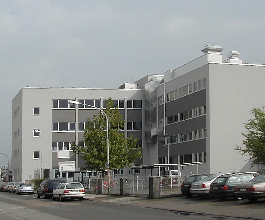 Lackfabrik Wörwag