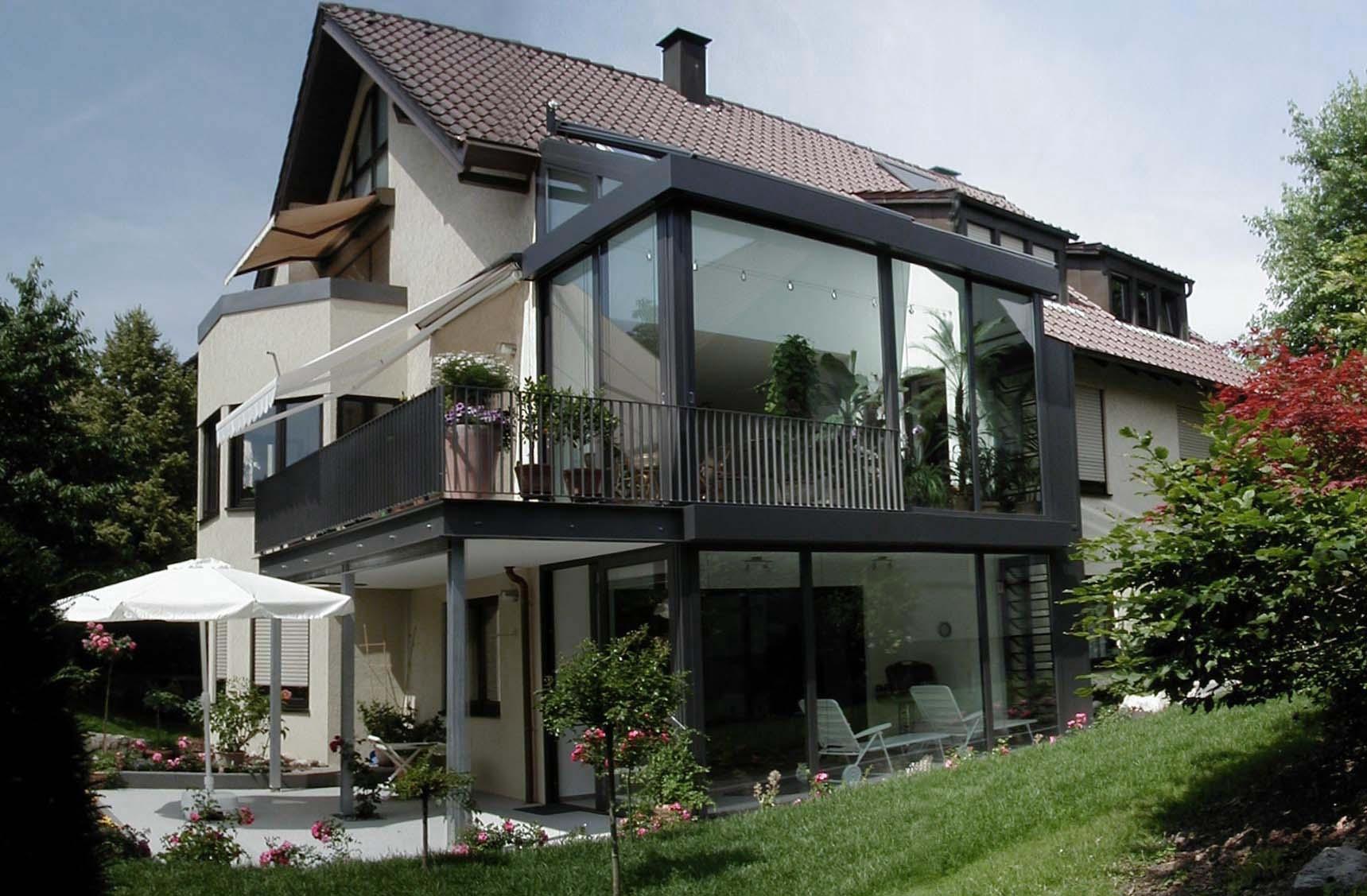 drei generationen haus wohnungsbau mader architekten stuttgart. Black Bedroom Furniture Sets. Home Design Ideas