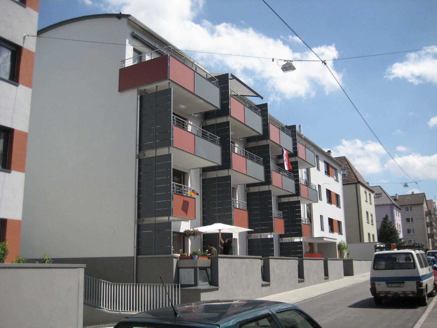 Blick von der Walkerstraße