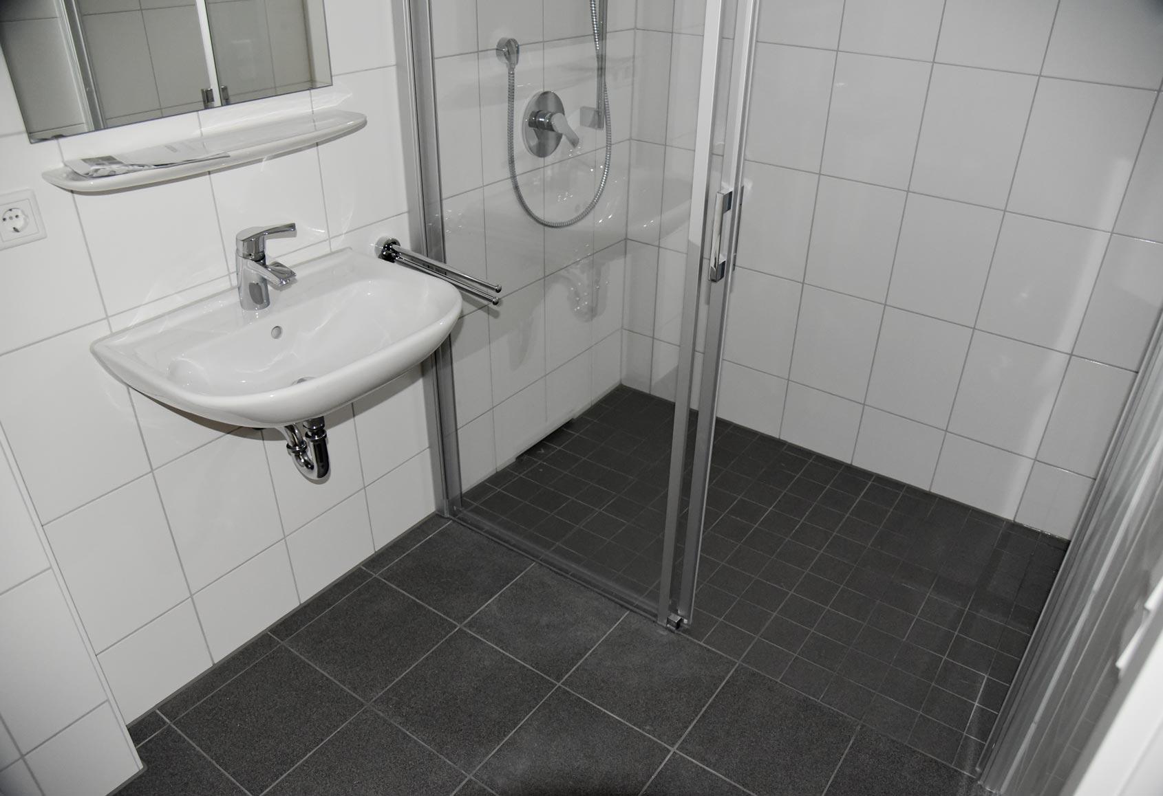 Barrierearmes Badezimmer