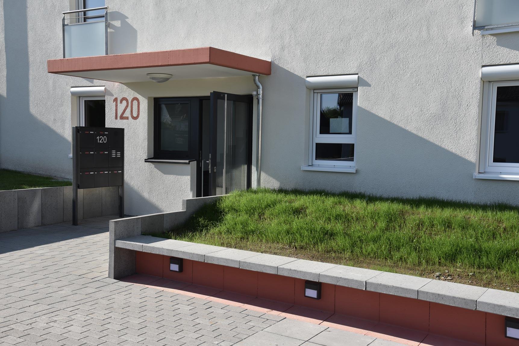 Eingang 120