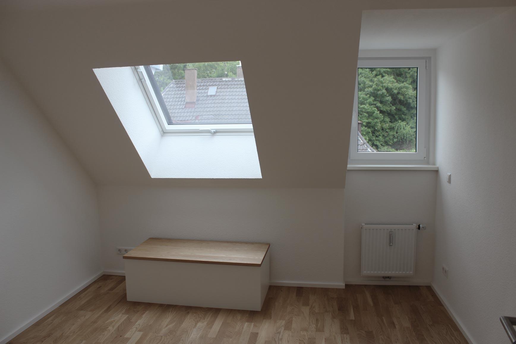 Zimmer in Maisonettewohnung