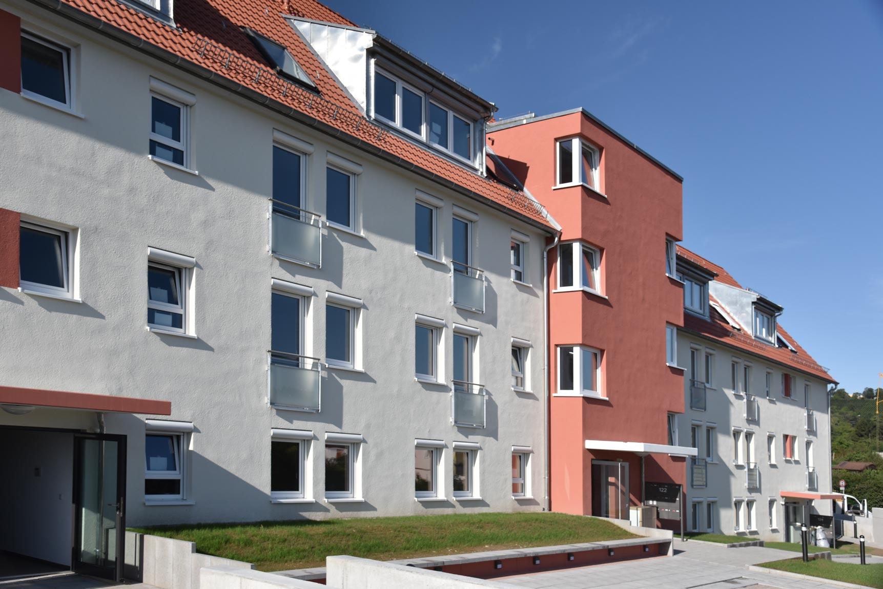22 Mietwohnungen für die Baugenossenschaft Münster am Neckar eG sind übergeben worden.<br /><br />